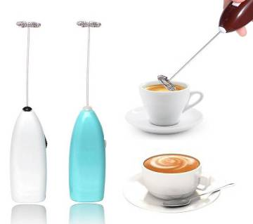 Hand Mixer Coffee Foam