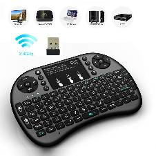 mini Wireless Touch keyboard with Back light