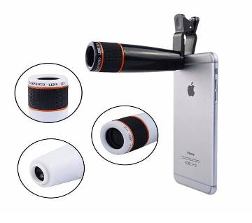 Mobile Phone zoom Lens 12X