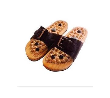 foot massage slippers natural