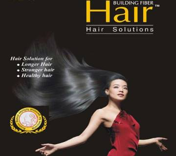 HAIR BUILDING FIBER HAIR SOLUTION