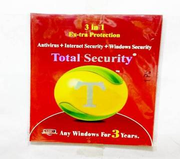 Total Security Antivirus-3year