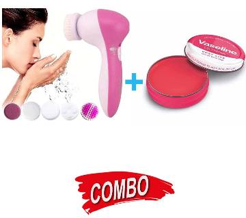 5 IN 1 beauty Care Massager + Vaseline Leap Therapy UK  Combo Offer