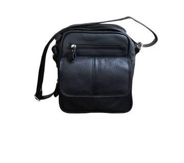 Mens Fashionable Genuine Leather Shoulder Bag