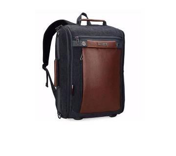Witzman Vintage Canvas Backpack