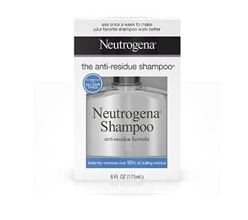 Neutrogena Anti-Residue Shampoo USA