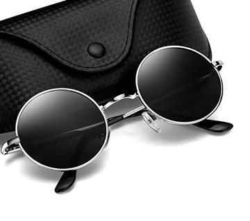 Menotn Ezil Polarized Lens Metal Spring Sunglasses