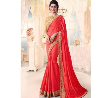 Indian Star walk glamour Georgette Sarees