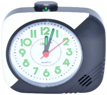 Orpat Beep Alarm Clock TBB-207 - Black