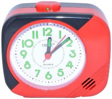 Orpat Beep Alarm Clock TBB-207 - Red