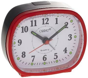 Orpat Beep Alarm Clock TBZL-607 - Red