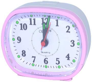 Orpat Beep Alarm Clock TBZL-607 - Pink