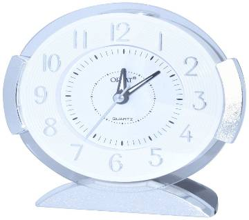 Orpat Beep Alarm Clock TBB-427 - White