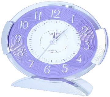Orpat Beep Alarm Clock TBB-427 - Purple