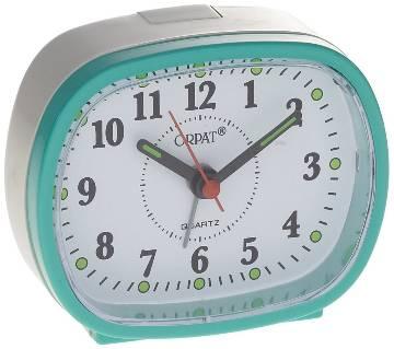 Orpat Beep Alarm Clock TBZL-607 - Green