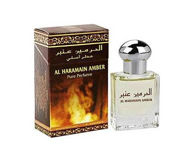 Al Haramain Amber পারফিউম - ১৫মিলি (UAE)