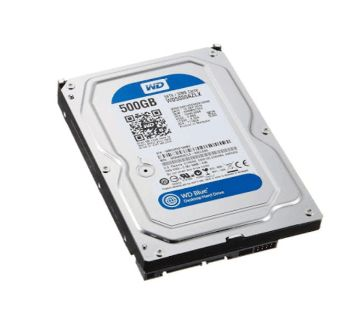 WD-SATA HARD DISK 500GB
