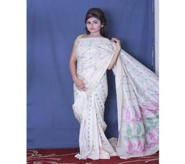 Silk Katan Sharee