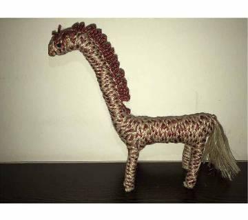 Jute Made Giraffe For Kids
