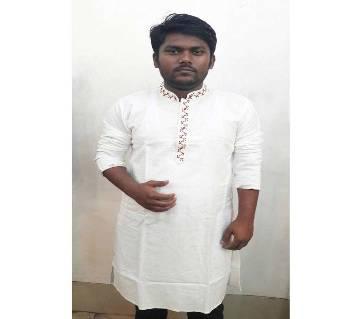 মেনজ কটন শর্ট পাঞ্জাবি