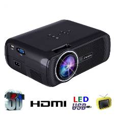 Mini LED Projector X-7 With TV