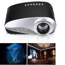 Mini RD-02 Multimedia LED Projector