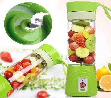 Portable And Battery Juicy Blender