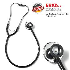 ERKA. স্টেথোস্কোপ, ERKAPHON DUO, Black