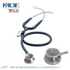MDF777 | MDF MD One Dual Head স্টেথোস্কোপ, Stainless Steel, Adult, Navy Blue