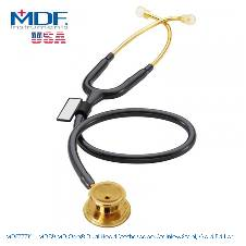 MDF777K | MDF MD One Dual Head স্টেথোস্কোপ, Stainless Steel, Gold Edition