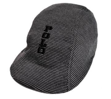 a9d8bab41b6 Black Polo Logo Cotton Golf Cap For Men
