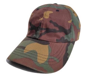 Army Style কটন ক্যাপ ফর মেন
