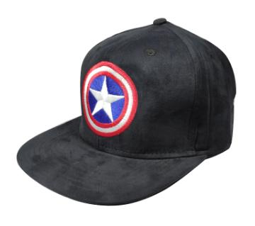 Washed Captain America কটন Dj ক্যাপ ফর মেন