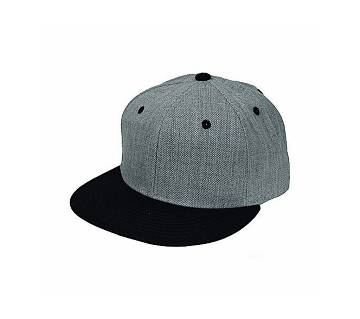 Black Denim Dj Cap For Men