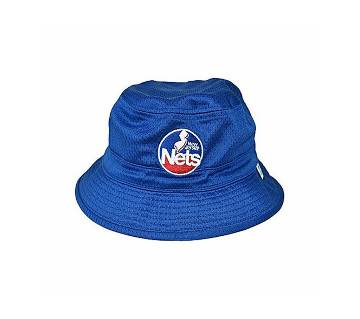 Blue Georgette Travel Hat for Men
