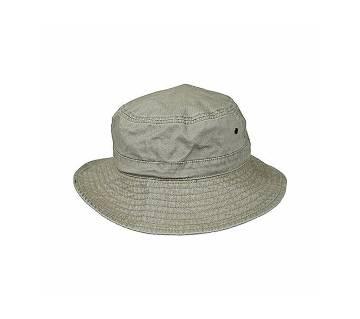Off White Denim Hat for Men