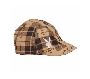 Multi Color Cotton Golf Cap For Men
