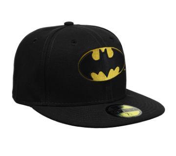 Black Batman Dj Cap For Men