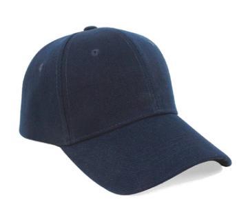 69ec635f05f Navy Blue Denim Cap For Men