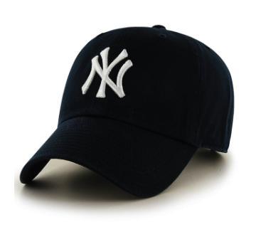 NY ক্যাপ ফর মেন - Black And White