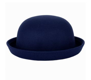 Dhoom 3 Navy blue Synthetic Hat For Men