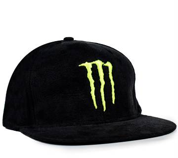 Monster Cotton Dj Hip Hop Cap For Men