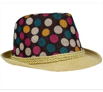 Multi Color China Cotton Hat