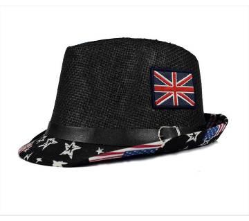 Multi Color Cotton Hat For Men