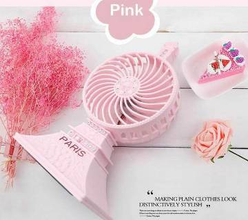 Paris Design Desktop USB Mini Fan