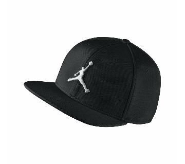 Black And White Jordan Cap For Men