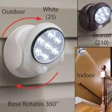 LED মোশন অ্যাকটিভেটেড লাইট