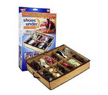 Space Saving Shoe Rack