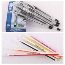 Econo Soft Grip Ball Pen & Econo Dx Teen Ball Pen 20pcs