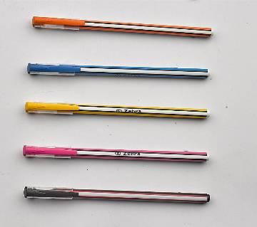 Zebra Ball Pen Ball Pen - 1 Packet